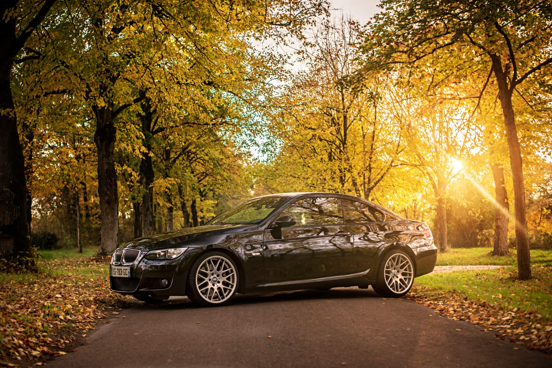 Shooting BMW 335i Nantes Rigshot