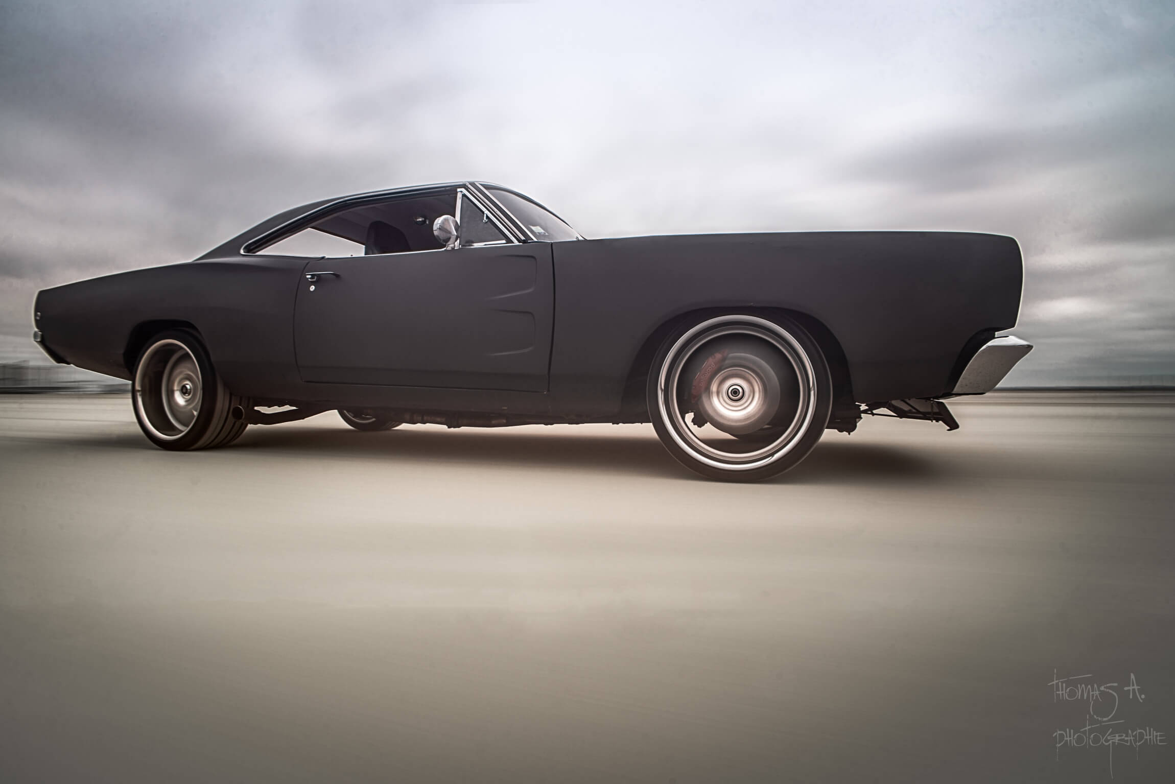 Shooting Dodge Coronet Charger Donges Rigshot